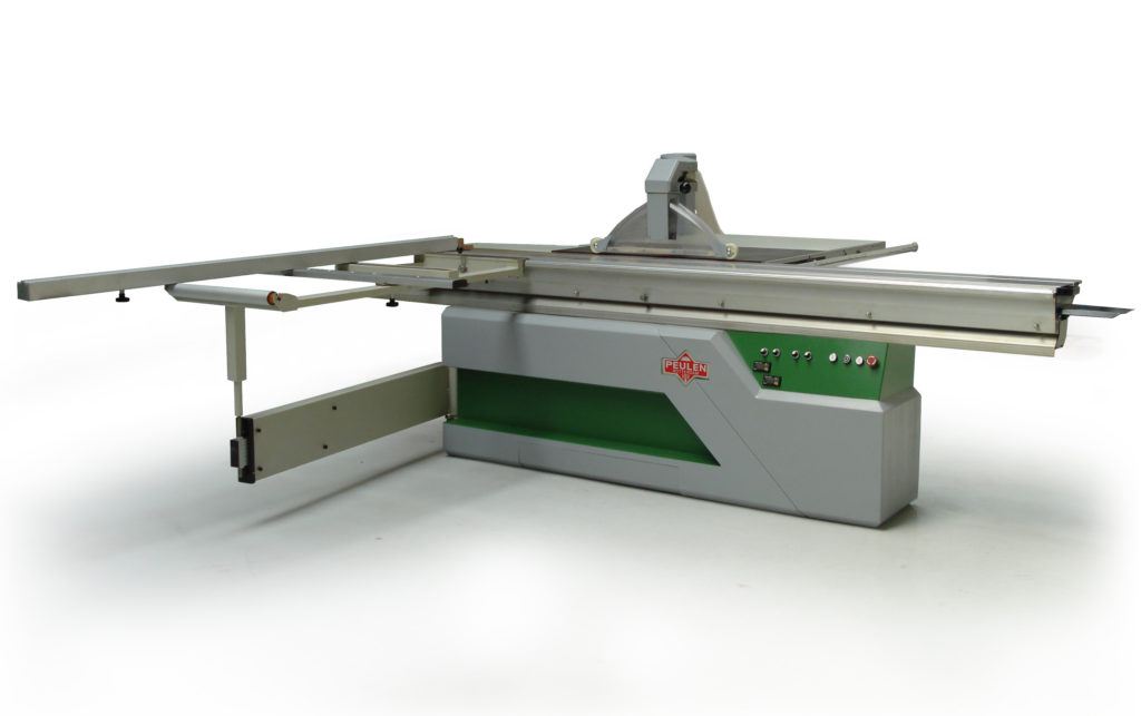 Redesigned S350-P Circular Table Saw