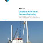 Offshore wind farm decommissioning